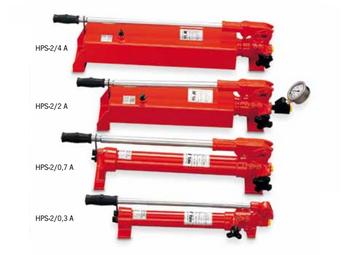 Hydraulické pumpy