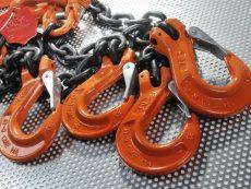 Řetězy třídy 8