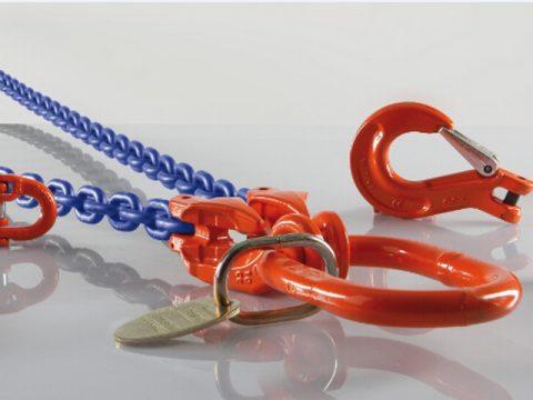 Řetězové úvazky tř.10