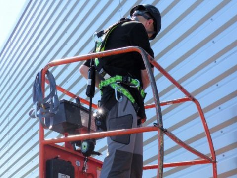 Práce ve výškách